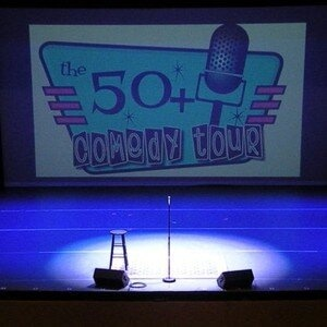 The 50+ Comedy Tour