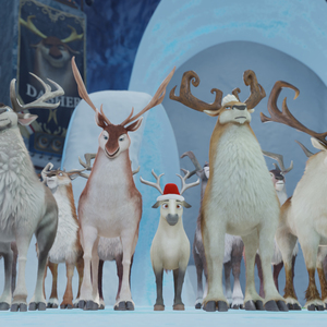 Family Matinee: Elliot: The Littlest Reindeer