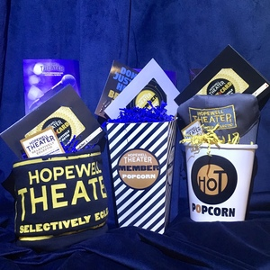 gift baskets film fan gift basket