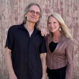 Sonny Landreth with Cindy Cashdollar