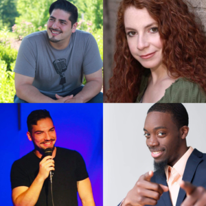 Stand-Up for Something: Autism Speaks with Dan Marquez, Erik Terrell, Mollie Sperduto, and Geoff Colella
