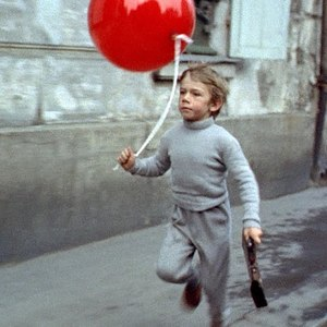 Crybaby Matinee: The Red Balloon & White Mane