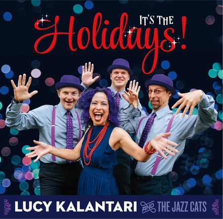 Family Fun Concert: Lucy Kalantari & The Jazz Cats
